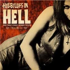 Various Artists : Hillbillies In Hell Vol. 10 (Vinyl) (Various)
