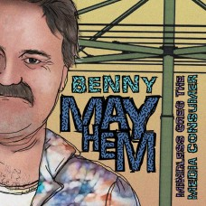 Benny Mayhem : Mindless Greg The Media Consumer (CD) (Local)