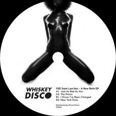 "Yse Saint Laur'ant : A New Birth Ep (12"" Vinyl) (Nu Disco)"
