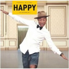 Williams Pharrell : Happy (Clrd) (12 Vinyl) (General)""
