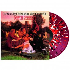 Witchfinder General : Death Penalty (Clrd / Rsd) (Vinyl) (Heavy Metal)