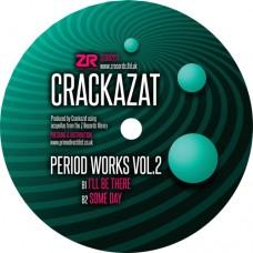 Crackazat : Period Works Vol.2 (12 Vinyl) (House)""